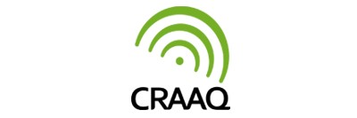 Logo du CRAAQ (Centre de référence en agriculture et agroalimentaire du Québec)
