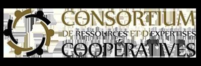 Logo Consortium de ressources et d'expertises coopératives