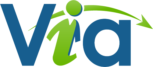 Logo de la plateforme Via